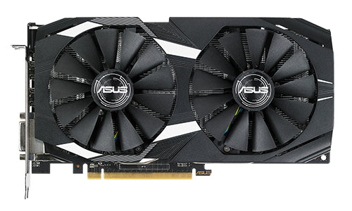 ASUS DUAL-RX580-O8G graphics card AMD Radeon RX 580 8 GB GDDR5