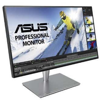 "ASUS PA27AC computer monitor 68.6 cm (27"") 2560 x 1440 pixels Wide Quad HD LED Black, Grey"