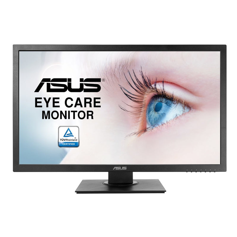 "ASUS VP248HL 61 cm (24"") 1920 x 1080 pixels Full HD LED Black"