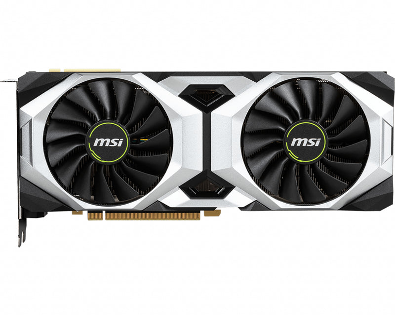 MSI RTX 2080 TI VENTUS 11G graphics card NVIDIA GeForce RTX 2080 Ti 11 GB GDDR6