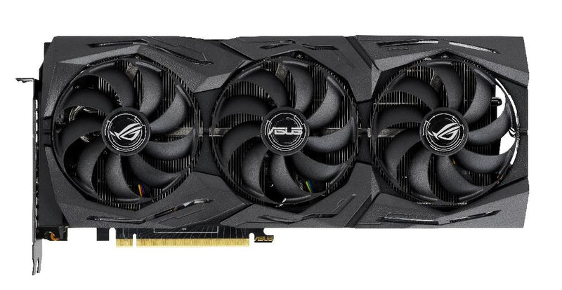 ASUS ROG STRIX-RTX2070S-A8G-GAMING graphics card NVIDIA GeForce RTX 2070 SUPER 8 GB GDDR6