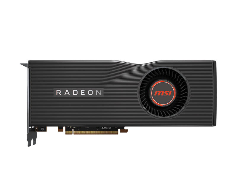 MSI RX 5700 XT 8G graphics card AMD Radeon RX 5700 XT 8 GB GDDR6