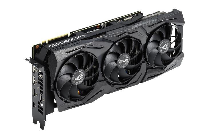 ASUS ROG -STRIX-RTX2080S-A8G-GAMING NVIDIA GeForce RTX 2080 SUPER 8 GB GDDR6