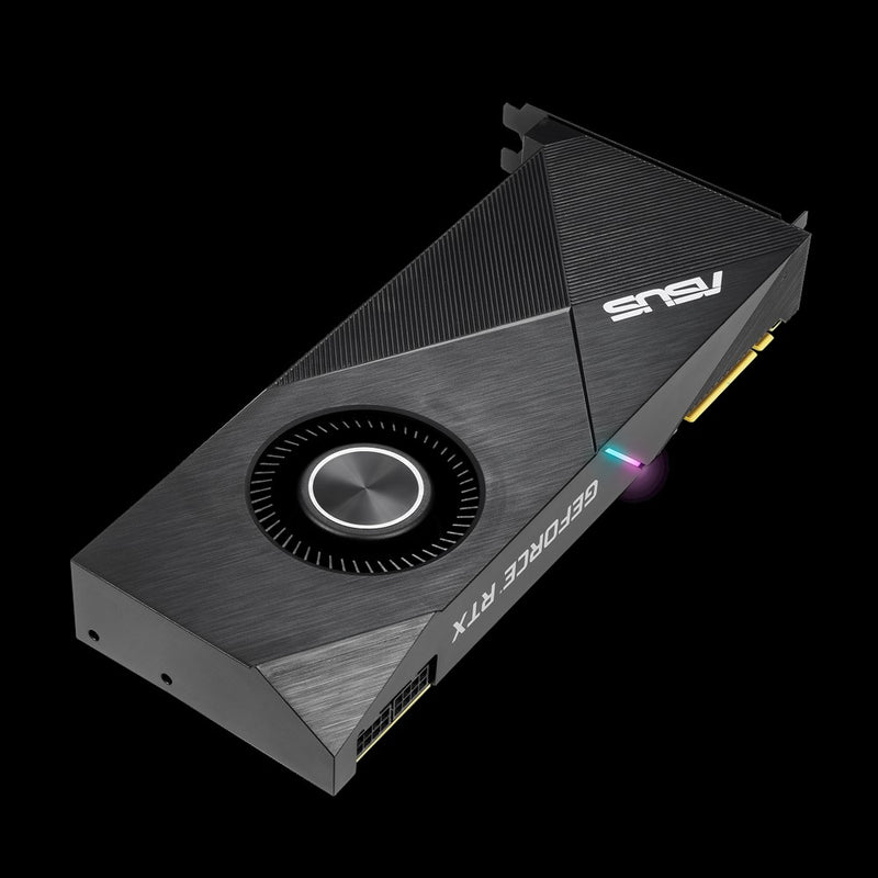 ASUS Turbo -RTX2080S-8G-EVO graphics card NVIDIA GeForce RTX 2080 SUPER 8 GB GDDR6