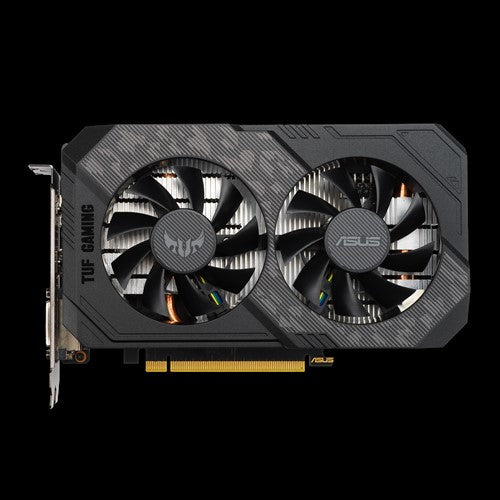 ASUS TUF Gaming TUF-GTX1660S-6G-GAMING NVIDIA GeForce GTX 1660 SUPER 6 GB GDDR6
