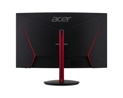 "Acer Nitro XZ2 80 cm (31.5"") 2560 x 1440 pixels Quad HD LED Black, Red"