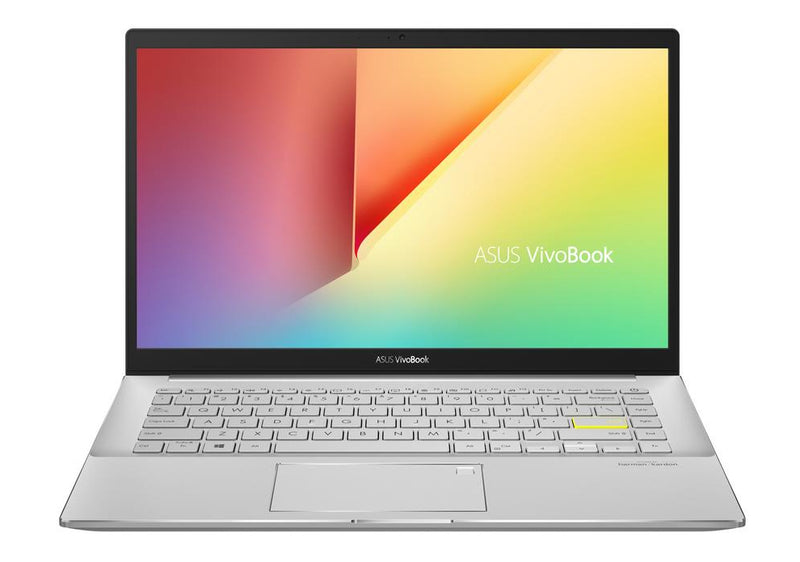"ASUS VivoBook S14 S433FA-EB043T Notebook 35.6 cm (14"") 1920 x 1080 pixels 10th gen Intel® Core™ i5 8 GB DDR4-SDRAM 256 GB SSD Wi-Fi 6 (802.11ax) Windows 10 Home Silver"
