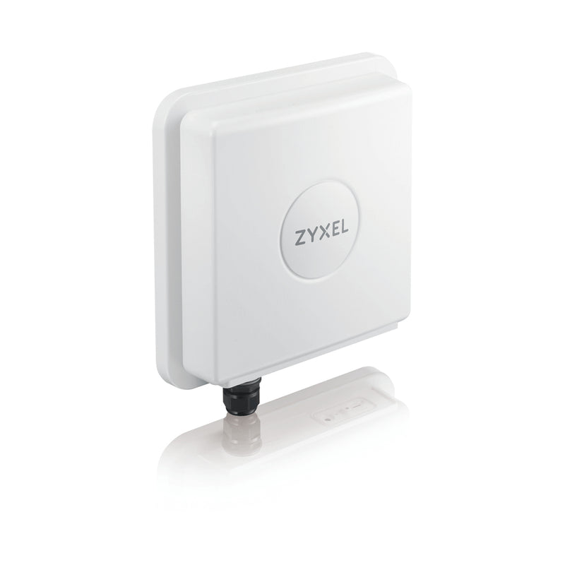 Zyxel LTE7480-M804 wireless router Single-band (2.4 GHz) Gigabit Ethernet 3G 4G White