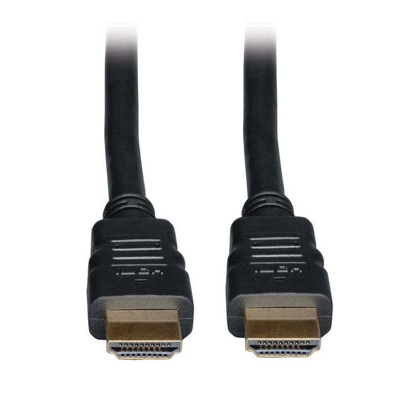 Tripp Lite High Speed HDMI Cable with Ethernet and Locking Connector, Ultra HD 4K x 2K, 24AWG (M/M), 1.83 m (6-ft.)