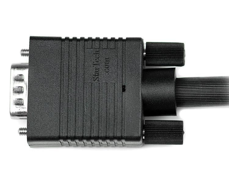 StarTech.com 10m Coax High Resolution Monitor VGA Cable - HD15 M/M