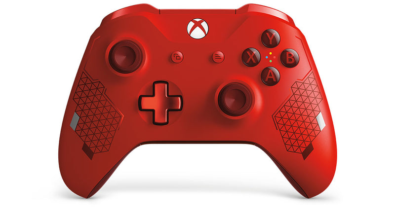 Microsoft Xbox Wireless Controller Gamepad PC, Tablet PC, Xbox One, Xbox One S, Xbox One X Analogue / Digital Bluetooth Red