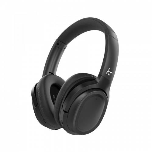 KitSound ENGAGE 2 Headphones Head-band Black