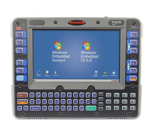 "Honeywell Thor VM1 20.3 cm (8"") Intel Atom® 1 GB 802.11g Black, Grey Windows CE 6.0"