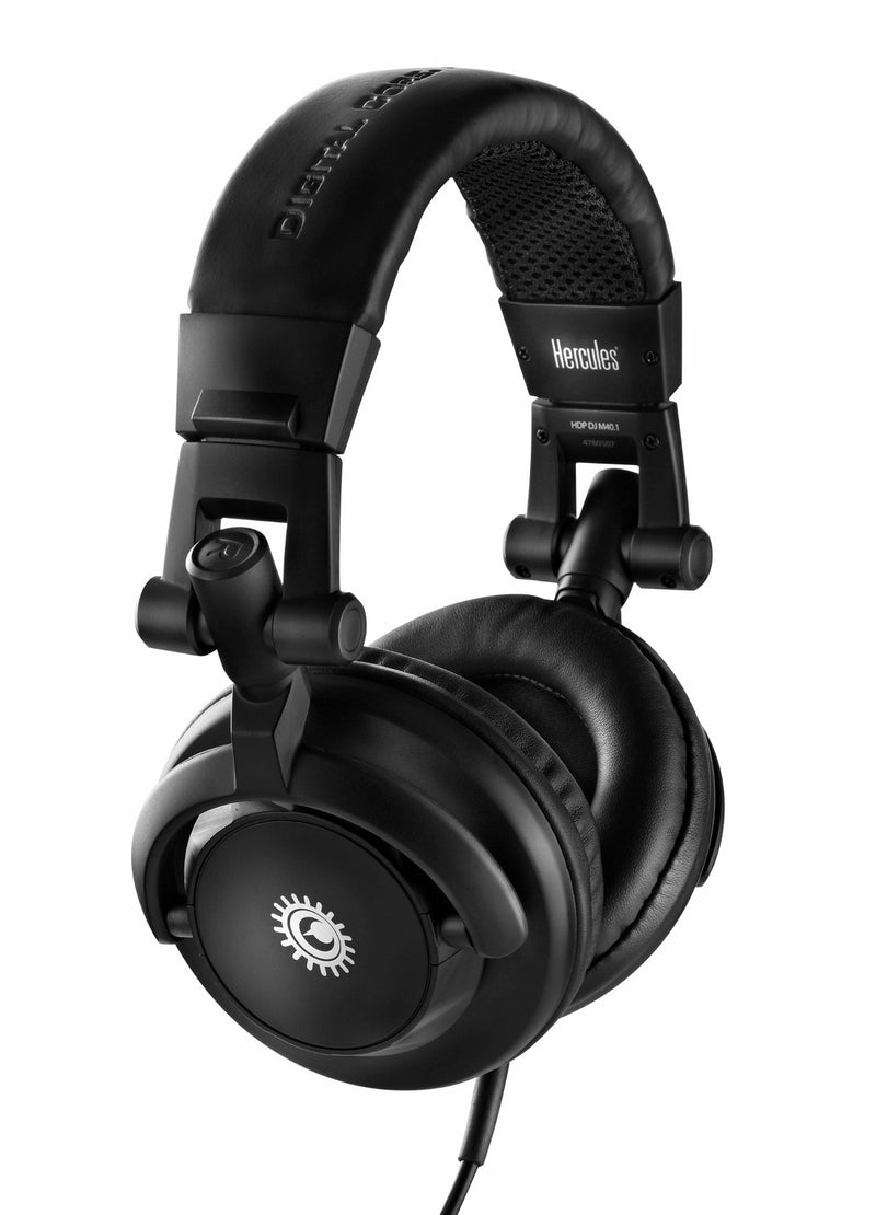 Hercules HDP DJ M 40.1 Headphones Head-band Black