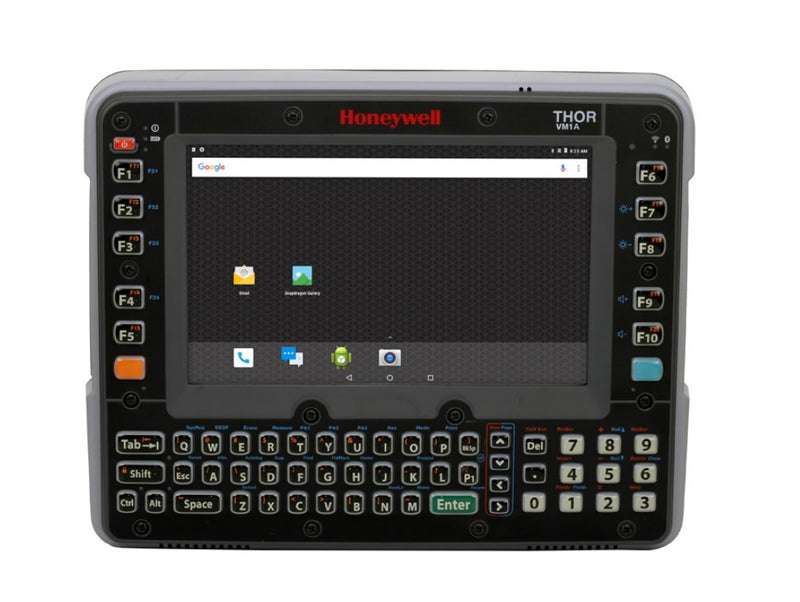 "Honeywell Thor VM1A 20.3 cm (8"") Qualcomm Snapdragon 4 GB 32 GB Wi-Fi 5 (802.11ac) Black Android 8.1 Oreo"