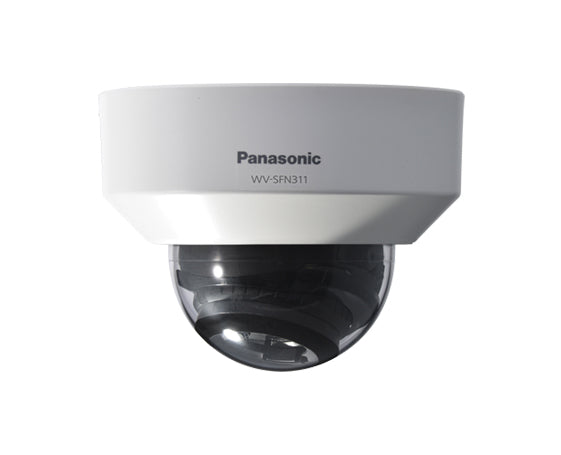 Panasonic WV-SFN311L security camera IP security camera Indoor & outdoor Dome Ceiling 1280 x 720 pixels