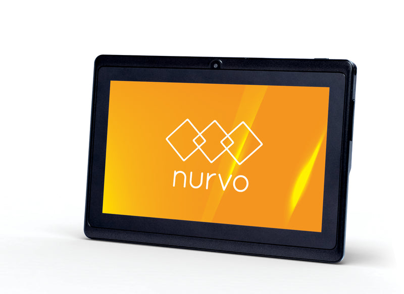 "Nurvo NURVO7UK16 tablet 17.8 cm (7"") Allwinner 0.5 GB 16 GB Wi-Fi 4 (802.11n) 3G Black Android"