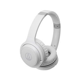 Audio-Technica ATH-S200BTWH headphones/headset Head-band White Bluetooth
