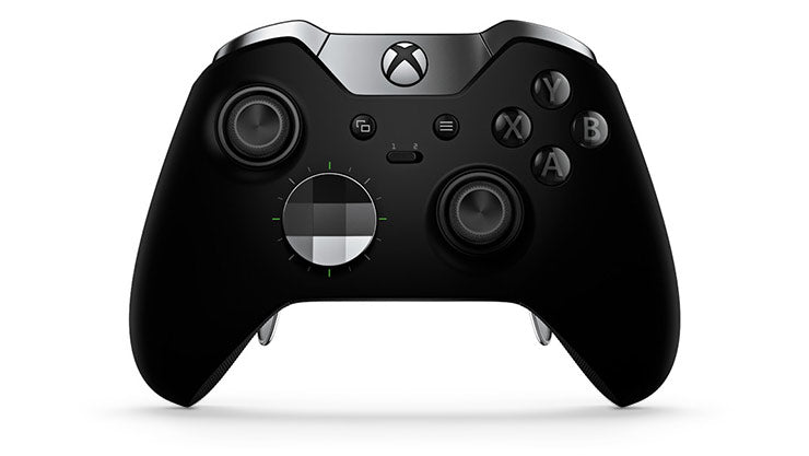Microsoft Xbox Elite Wireless Controller Gamepad Xbox One Analogue / Digital Bluetooth/USB Black