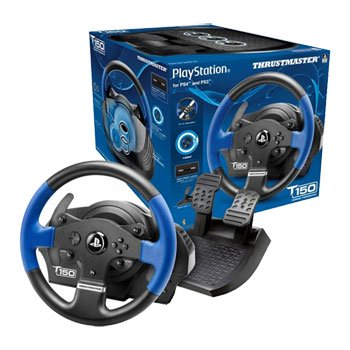 Thrustmaster T150 RS Force Feedback Wheel (PS4/PS3/PC 4168053)