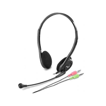 Genius HS-200C Headset Head-band Black