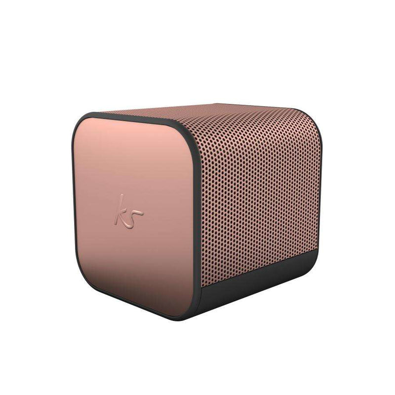 KitSound BoomCube 3 W Stereo portable speaker Rose Gold