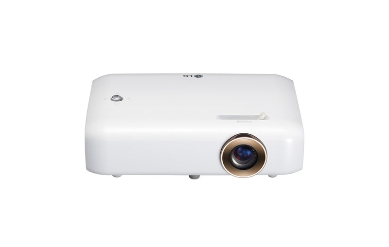 LG PH550G data projector 550 ANSI lumens DLP 720p (1280x720) 3D Desktop projector White