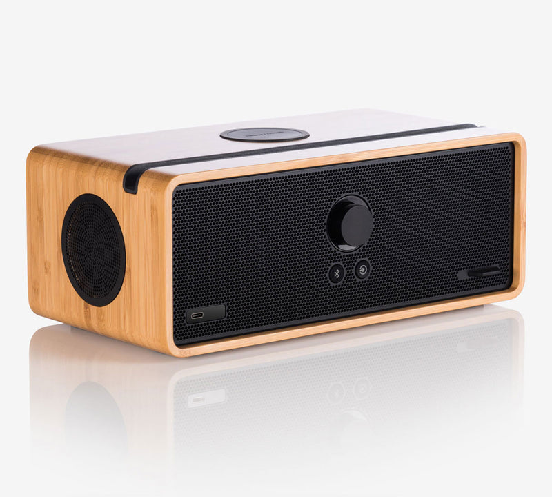Orbitsound Dock E30 Wood Wired & Wireless
