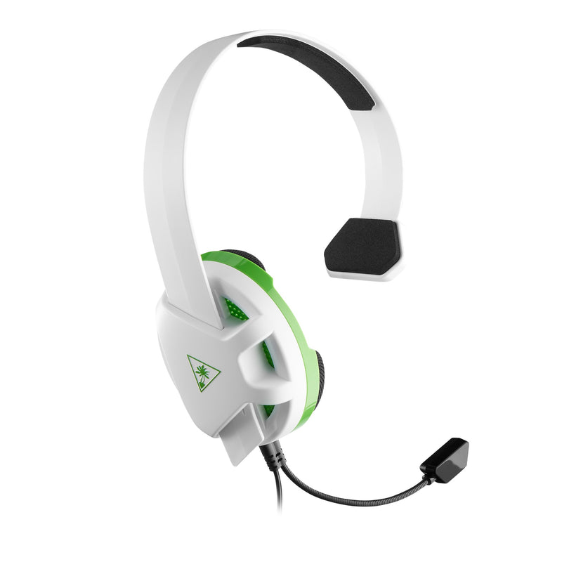 Turtle Beach Recon Chat Headset Head-band Black, Green, White