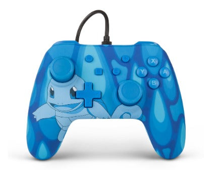 PowerA Pokémon Gamepad Nintendo Switch Analogue / Digital USB Blue