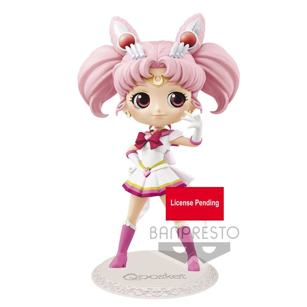 Version : A Chibi Moon / Sailor Moon Eternal The Movie Q Posket Minifigur 14 cm