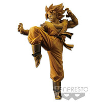 FES Vol 8 - Super Saiyan Son Goku Golden - 20 cm