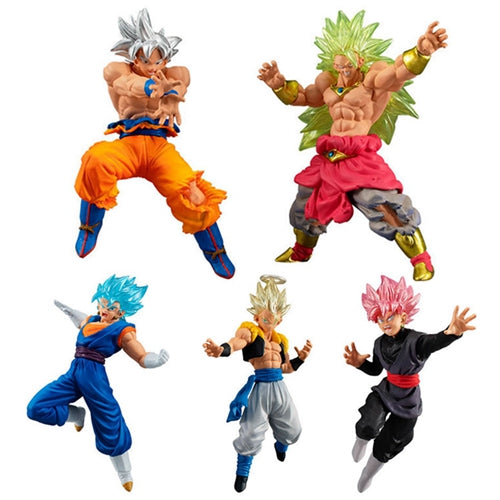 Dragonball HG Bandai Set