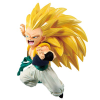 Super Saiyan3 Dragon Ball Z Rising Fighters Ichibansho figur 11cm