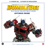 Optimus Prime - Bumblebee DLX Scale