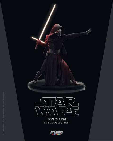 Star Wars Episode VII Elite Collection - Kylo Ren