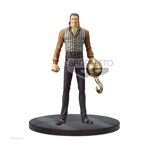 Crocodile - One Piece Stampede DXF Grandline Men PVC Statue Sir Crocodile 17 cm