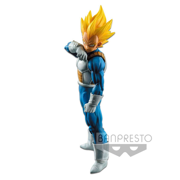 Dragonball Z Resolution of Soldiers - Super Saiyajin Vegeta