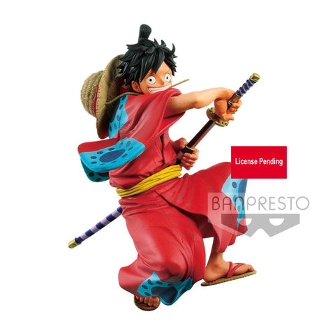 Wanokuni - One Piece King Of Artist PVC Statue 16 cm