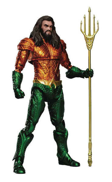 SDCC 2019 Exclusive - Justice League Dynamic 8ction Heroes Actionfigur 1/9 20 cm