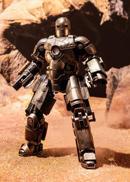 Iron Man Mk 1 (Birth of Iron Man) - S.H. Figuarts / Iron Man