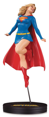 Supergirl - Supergirl - by Frank Cho - DC Cover Girls Statue 31 cm
