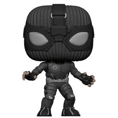 Spider-Man: Far From Home POP! Movies - Spider-Man (Stealth Suit)