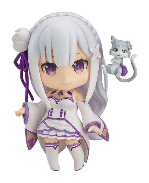 Emilia - Re:Zero Starting Life in Another World Nendoroid Actionfigur 10cm