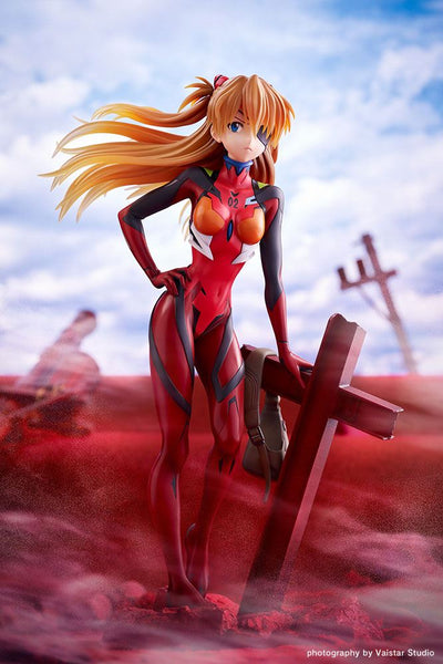 Evangelion 3.0 You Can (Not) Redo PVC Statue 1/6 29 cm