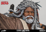 König Ezekiel - The Walking Dead Statue 33 cm