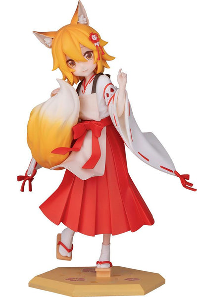 The Helpful Fox Senko-san Statue 1/7 20 cm