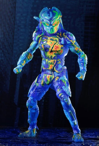 Thermal Vision Fugitive Predator - Predator 2018 Actionfigur  20 cm