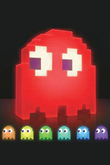 3D Lampe - Pac-Man / Ghost