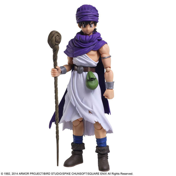 Hero - Dragon Quest V The Hand of the Heavenly Bride Bring Arts Actionfigur 23 cm